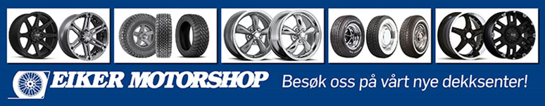EIKER MOTORSHOP AS